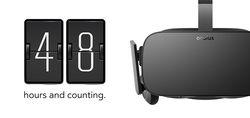 Oculus Rift precommandes