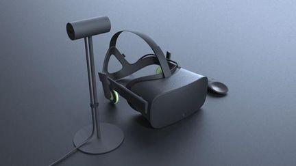 Oculus Rift VR 1