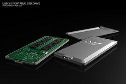 OCZ SSD USB3
