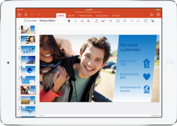 Office-pour-iPad-PowerPoint