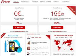 Offre 4G free