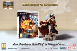 One Piece Pirate Warriors 2 - collector
