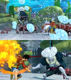 One Piece Pirate Warriors 3 - 5