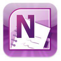 OneNote iOS logo