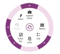 OneNote-win8-menu-radial-dessin-1