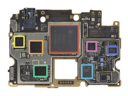 OnePlus 2 carte mere