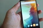 OnePlus 2 ecran accueil