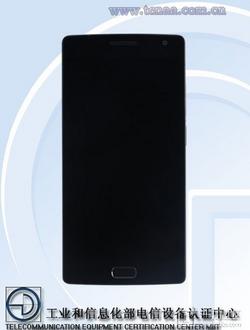 OnePlus 2 Tenaa face