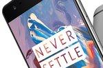 OnePlus 3 rendu