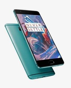 OnePlus 3 vert