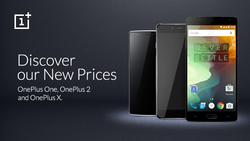 OnePlus baisse prix