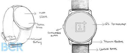 OnePlus montre connectée