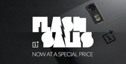 OnePlus ventes flash
