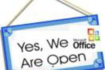 Open Document vs Open XML cartoon