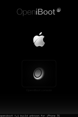 Open iBoot iPhone