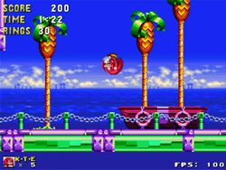 Open Sonic screen 3