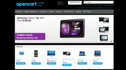 OpenCart screen1
