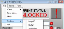 Openetic ScreenKey