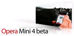 Opera mini 4 0 b