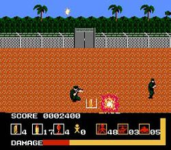 Operation Wolf (Famicom)   1
