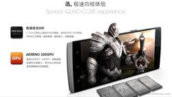 Oppo Find 5 SnapDragon 600