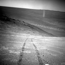 Opportunity tornade
