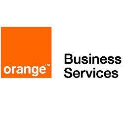 Orange Business services logo pro