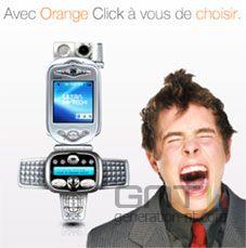 Orange click