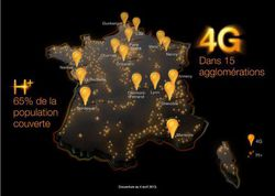Orange couverture 4G