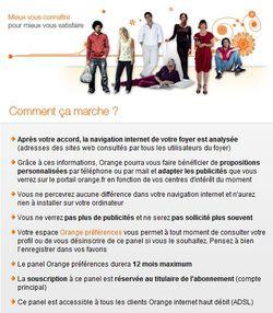 Orange-Panel