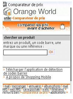 Orange Shopping 1