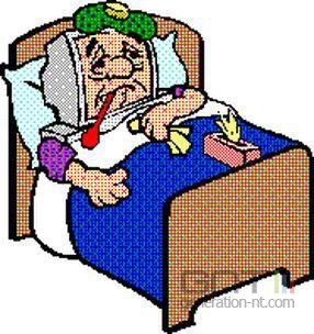 Ordi malade