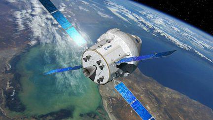 Orion Airbus NASA ESA