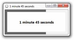 orzeszek timer screen 2