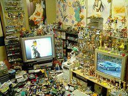 otaku chambre