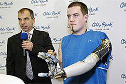 Otto Bock Healthcare bras contrôle pensée