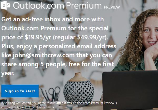 Outlook.com-Premium