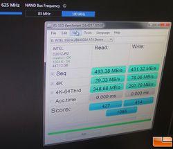 Overclocker SSD Intel 2