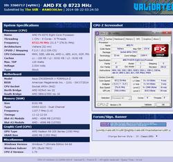 Overclocking AMD FX-8370