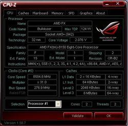 Overclocking AMD FX