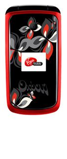Oxbow by Virgin Mobile face