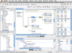 oXygen XML Editor screen1