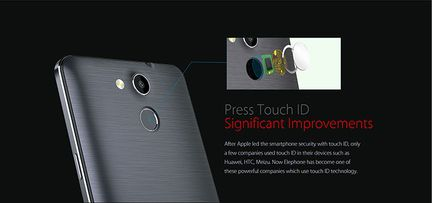P7000 Touch ID