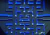 Pac-Man avec des micro-organismes