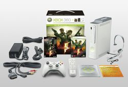 Pack RE5 Xbox 360