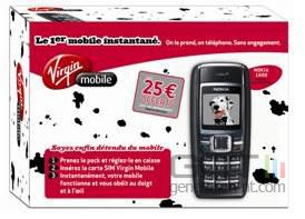 Pack virgin mobile