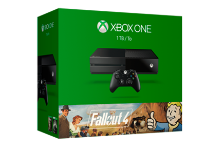 Pack Xbox One Fallout 4