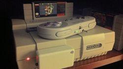 Pad sans fil Super NES