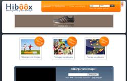Page accueil hiboxx