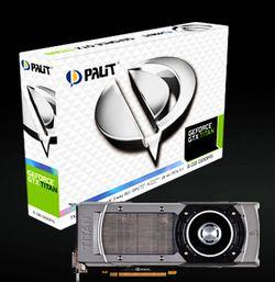 Palit GeForce GTX Titan